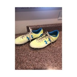 Under Armour Cleats Size 10